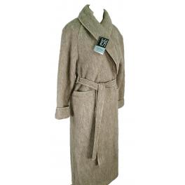cd7cd5a7d55f Robes de chambre en laines des Pyrénées pour femme. - Laines des ...