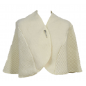 Chauffe épaules laine des Pyrénées naturel