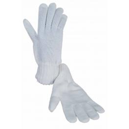 Gants Blanc