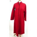 Robe d'hotesse zippée laine de Pyrénées