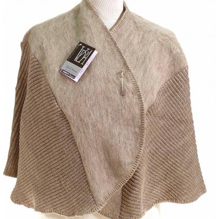 Chauffe épaules laine des Pyrénées