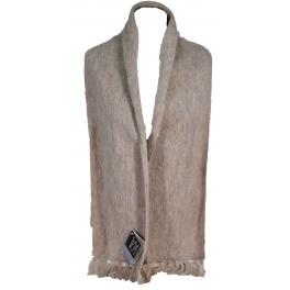 Echarpe laine des Pyrénées sahara